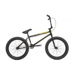 2020 KINK BIKES GAP 20.5 GLOSS ROOT BEER FADE COMPLETE BMX BIKE