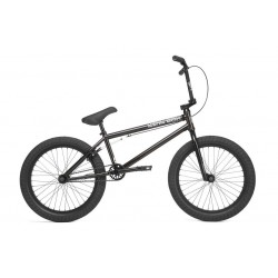 2020 KINK BIKES GAP XL 21 GLOSS TRANS BLACK COMPLETE BMX BIKE
