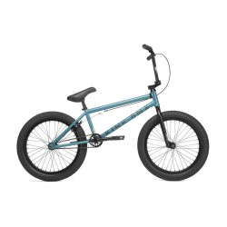 2020 KINK BIKES WHIP XL 21 MATTE DUSK TURQUOISE COMPLETE BMX BIKE