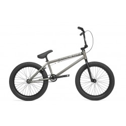 2020 KINK BIKES LAUNCH 20.25 GLOSS RAW HOLOGRAPHIC COMPLETE BMX BIKE