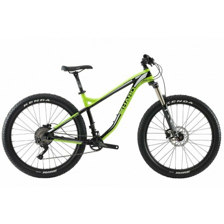 "2017 HARO SUBVERT HT5 N GREEN WHITE 27.5 COMPLETE MOUNTAIN BIKE 18"" SALE 27.5"""