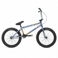 2020 STOLEN FICTION CREATURE 21 ANGRY SEAS BLUE COMPLETE BMX BIKE