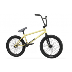 2020 SUNDAY STREET SWEEPER 20.75 NOTEPAD YELLOW RHD SEELEY COMPLETE BMX BIKE