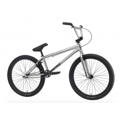 2020 SUNDAY BIKES MODEL C 22TT CHROME 24 COMPLETE BMX BIKE