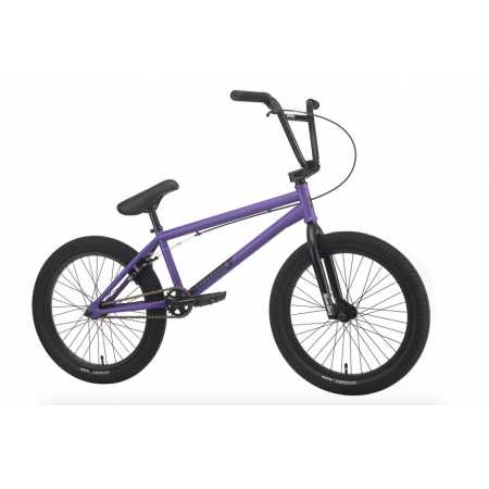 2020 SUNDAY BIKES SCOUT 21 MATTE GRAPE SODA COMPLETE BMX BIKE