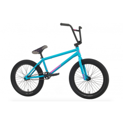 2020 SUNDAY BIKES FORECASTER 20.5 GLOSS OCEAN BLUE AARON ROSS COMPLETE BMX BIKE