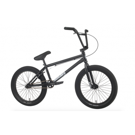 2020 SUNDAY BIKES SCOUT 20.75 GLOSS BLACK COMPLETE BMX BIKE