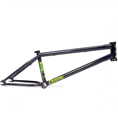 STOLEN BRAND FICTION BIKES CREATURE FRAME 20.75 GLOSS BLACK LAGOON