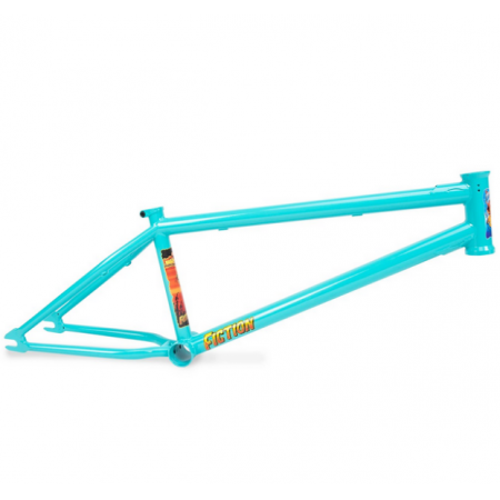 STOLEN BRAND FICTION BIKES CREATURE FRAME 21 CARIBEAN GREEN