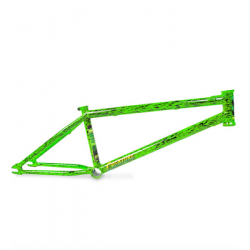 STOLEN BRAND FICTION BIKES CREATURE FRAME 21 TOXIC SPLATTER