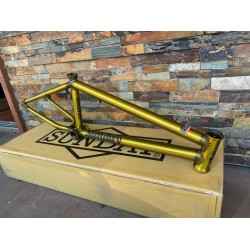 SUNDAY BIKES DISCOVERY 21 MATTE TRANS GOLD FRAME