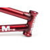 BSD FREEDOM 20.8 FLAT TRANS RED KRISS KYLE SIG BMX BIKE FRAME