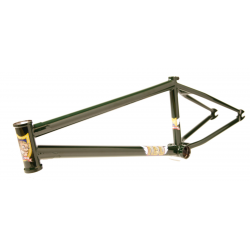 S&M BIKES NBD FRAME FOREST GREEN 20.75