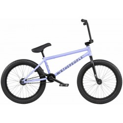 2020 WE THE PEOPLE REASON 20.75 MATTE LILAC COMPLETE BMX BIKE