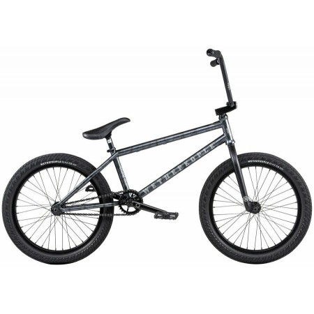 2020 WE THE PEOPLE REVOLVER 21 GHOST GRAY COMPLETE BMX BIKE