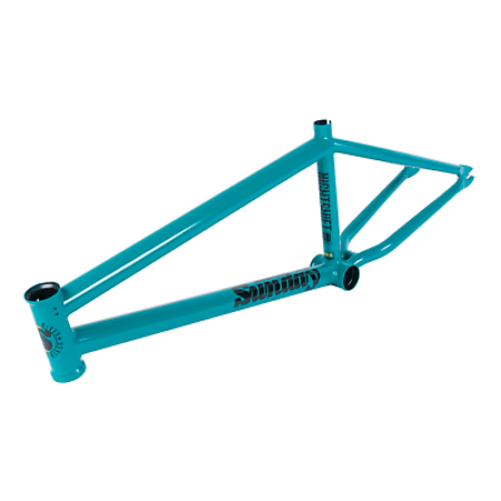 "SUNDAY NIGHTSHIFT 21 BILLARD GREEN FRAME 21"" BMX BIKE BIKES 2019 2020"