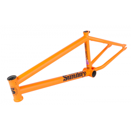 SUNDAY STREET SWEEPER 20.5 MATTE ORANGE WHIP JAKE SEELEY
