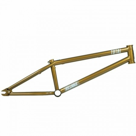 TOTAL BMX KILLABEE K4 METALLIC GOLD 20.4 KYLE BALDOCK BMX BIKE FRAME