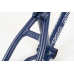 CULT CREW 2 SHORT PANZA BLUE 20.75 ANTHONY PANZA SIGNATURE BMX BIKE FRAME 20.75""