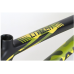 "HARO BIKES CITIZEN NEON CAMO RACE CARBON FRAME PRO XL 21 BMX BIKE 21"" YELLOW"