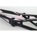 HARO BIKES CITIZEN PINK BROOKE CRAIN RACE CARBON FRAME PRO XL 21 BMX BIKE 21""