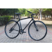 2020 FAIRDALE BIKES LOOKFAR SMALL GLOSS BLACK ROAD BIKE