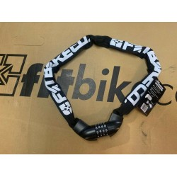 FIT BMX BIKE CHAIN LOCK COMBO COMBINATION BIKES  RESETTABLE SHADOW