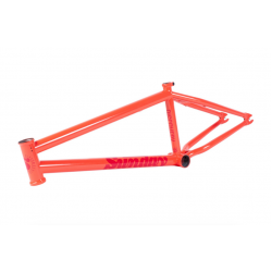 SUNDAY BIKES DISCOVERY 20.75 GLOSS BRIGHT RED BMX BIKE FRAME
