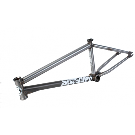 "SUNDAY BIKES DARKWAVE MATTE DUSK RAW BROC RAIFORD FRAME 21 BMX BIKE 21"" BIKES"
