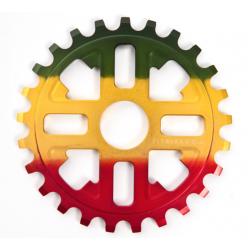 FIT BIKE KEY SPROCKET 25T RASTA FBC 25 T S&M CHAINWHEEL
