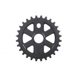 S&M X-MAN SPROCKET 25 T BLACK X MAN XMAN 25T CHAINWHEEL