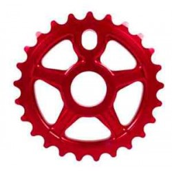S&M Bikes Tuff Man Lite Sprocket Chainwheel Red 26 T Tuffman Fit Shadow Profile