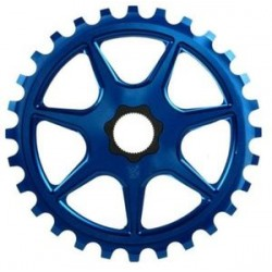 S&M Bikes L7 Blue Sprocket Chainwheel 25 T Fit Tooth