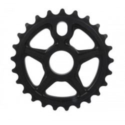 S&M Bikes 30 Tuff Man Lite Black Sprocket Chainwheel T Tuffman Fit Shadow Cult