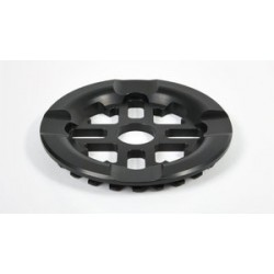 Fit Bike Co Key Guard Sprocket 28 T Black Keyguard Bash 28t S&M Chain Bmx Bikes