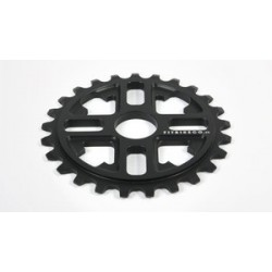 Fit Bike Key Sprocket 25 T Black 25t S&M Bmx Bikes Fbm Profile Chainring Chain