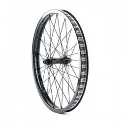 Cult Match Front Female Wheel Black 36 3/8