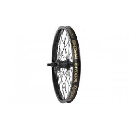 Federal Bikes Freecoaster Complete Wheel Black Lhd 9 T Free Coaster 36 Left