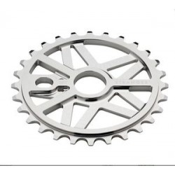 Stranger Strangegram Sprocket 25t Polished S&M Bmx Bikes Fbm Profile 25