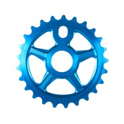 S&M Bikes Tuff Man Lite Sprocket Chainwheel Blue 28 T Tuffman Fit Profile Cult