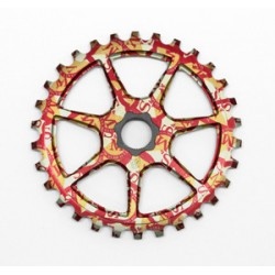 S&M Bikes L7 Shield Wrap Sprocket Chainwheel 30 T