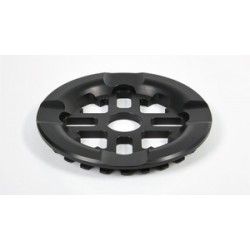 Fit Bike Co Key Guard Sprocket 25 T Black Keyguard Bash 25t S&M Chain Bmx Bikes