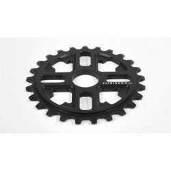 Fit Bike Key Sprocket 27 T Black 27t S&M Bmx Bikes Fbm Profile Chainring Chain