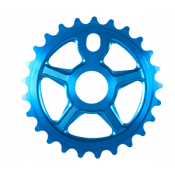 S&M Bikes Tuff Man Lite Sprocket Chainwheel Blue 30 T