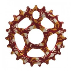 S&M Bikes Tuff Man Lite Sprocket Chainwheel Shield Wrap 30 T Tuffman Fit Profile
